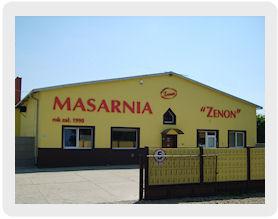 Budynek firmy Masarnia Zenon